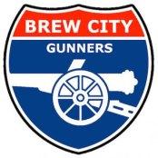 Brew City Gunners Logo